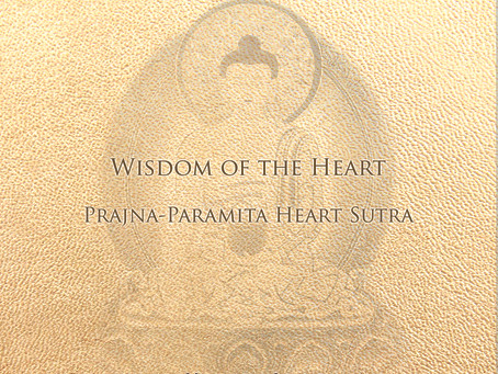 Wisdom of the Heart - Prajna Paramita Heart Sutra CD