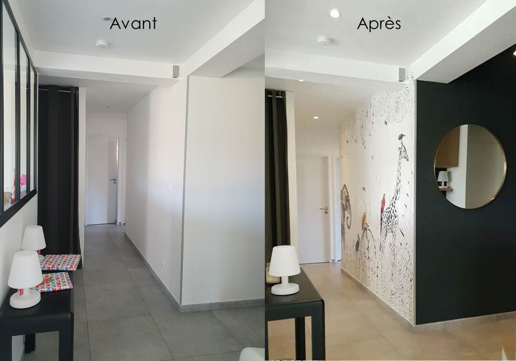 Photo Avant-Après
