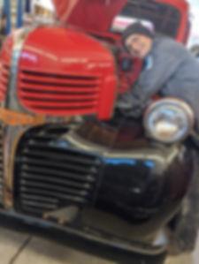 Auto Mechanic Tom