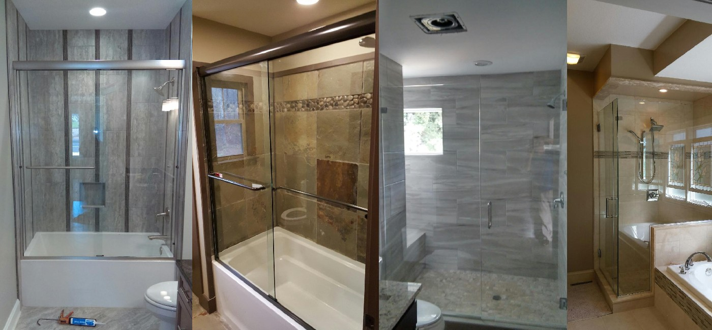 TUB ENCLOSURES