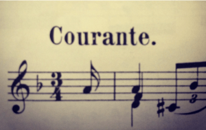Courante or Corrente? Same thing right? Nope… (Stick with me on this one, I have a gift for you at