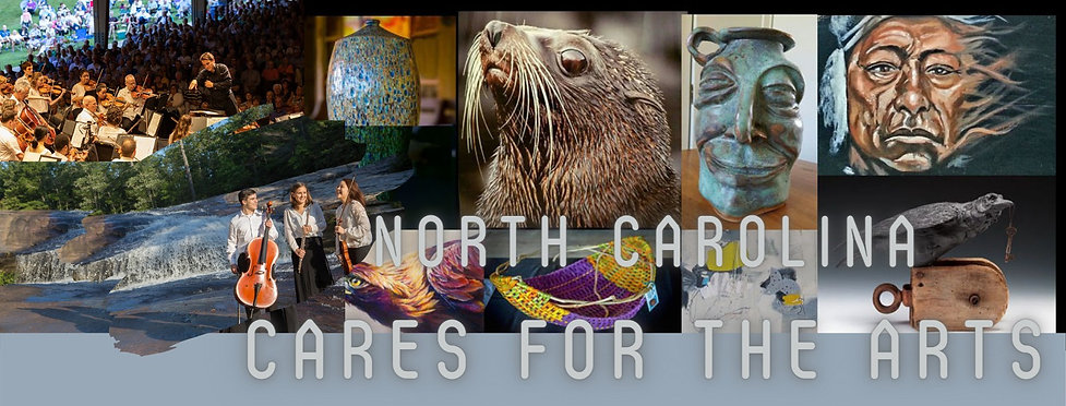 NC CARES for the Arts