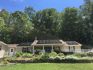 Asheville Solar Powered Home