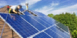 solar an geothermal systems