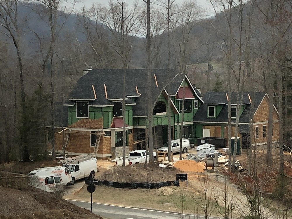 Asheville Home Builder