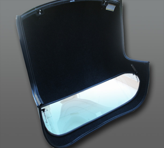 Smooth Line replacement hardtops for MGB convertibles