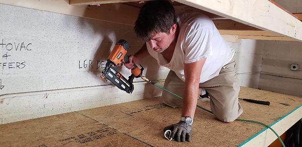 Asheville Handyman Rich Seggie