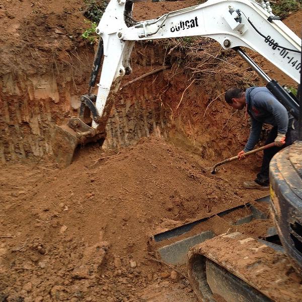 Asheville Grading Contractor