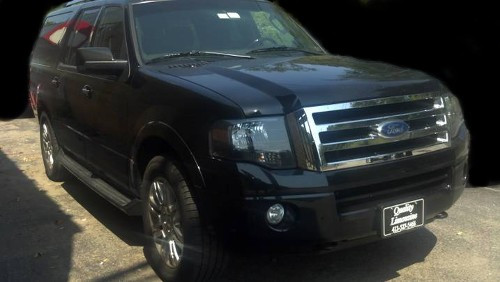6 Passenger Ford Expedition