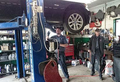 Auto Mechanics in Asheville