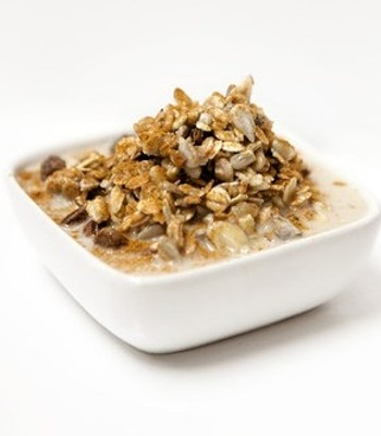 Muesli with Almond Milk