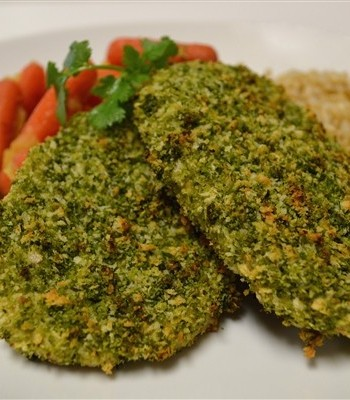 Herb Encrusted Chicken