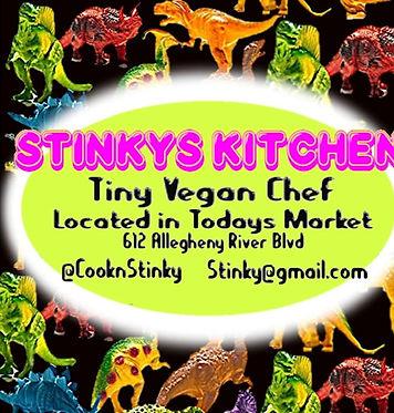 Stinkys Vegan Kitchen