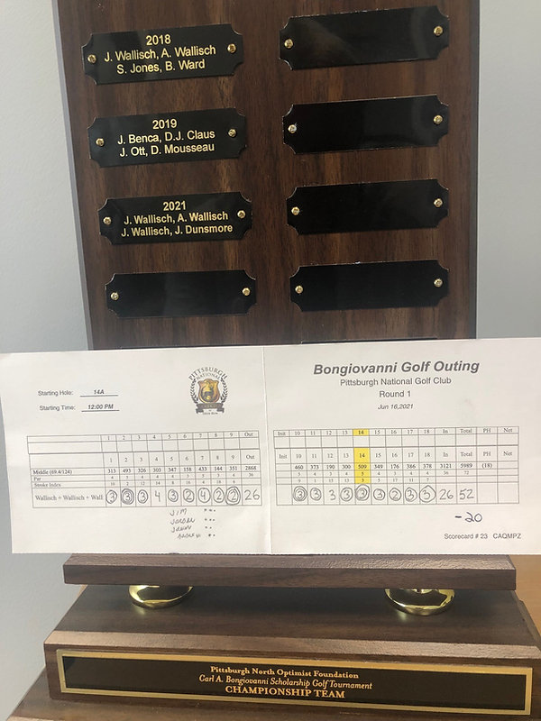 Trophy with score card.jpg