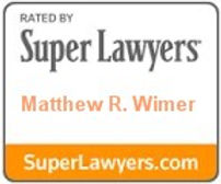 Super Lawyer Matt Wimer