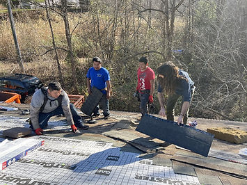 Asheville Roof Replacement