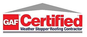 GAF Certified Roof Installers