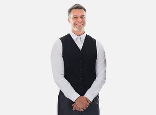 Smart Man with Vest
