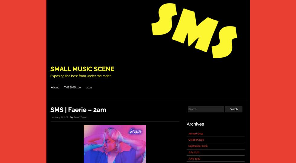 Small Music Scene   Faerie - 2am