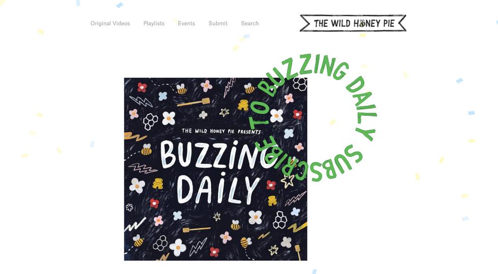 Wild Honey Pie   Buzzing Daily