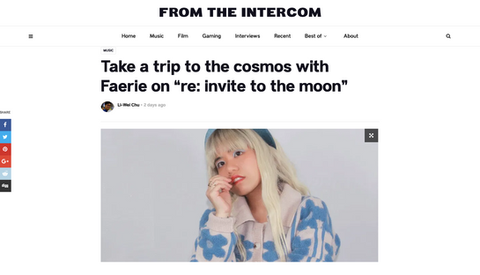 """From The Intercom 