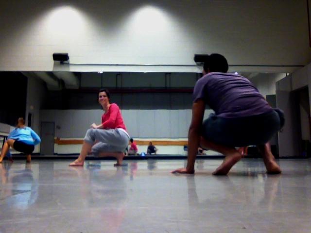 In Medio Rehearsal