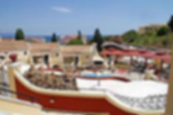 Mediteranean Blue Hotel Kavos Corfu