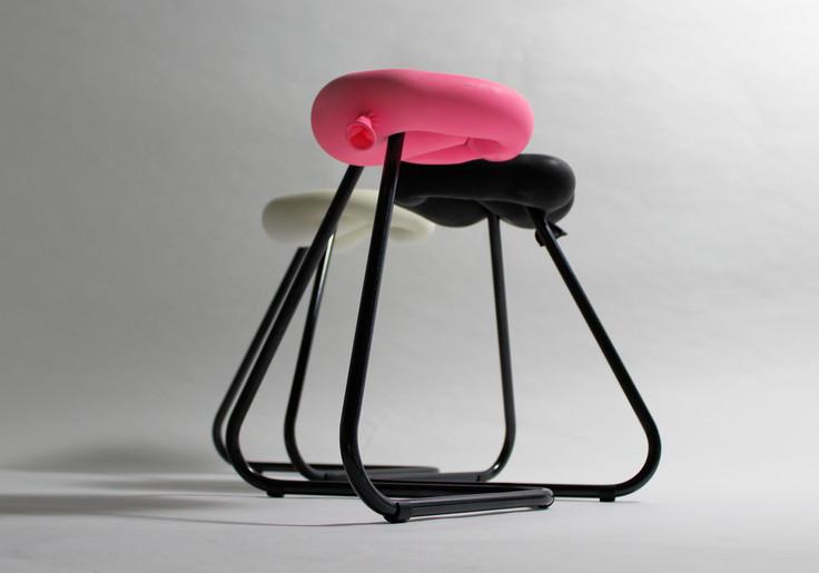 Balloon series by Ieuan Caradoc Davies