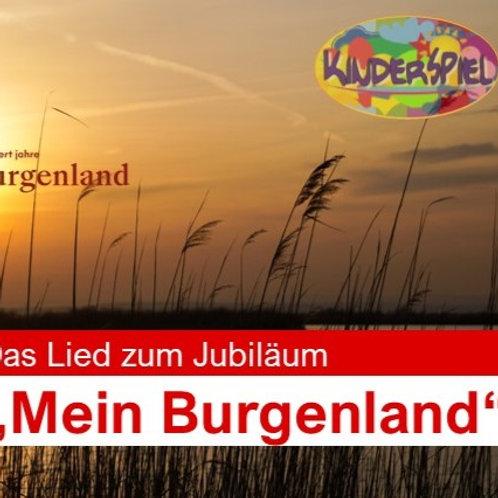 """Noten zu """"Mein Burgenland"""""""