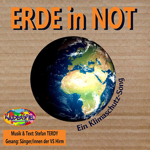 Erde in Not - CD