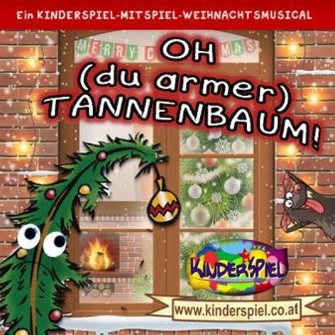 Oh (du armer) Tannenbaum (Audio CD)