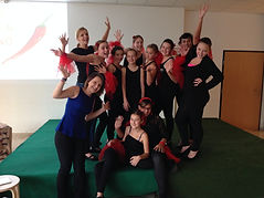 Lateinamerika Tanzworkshop