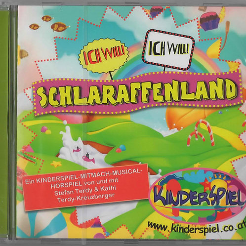 Schlaraffenland (Audio CD)