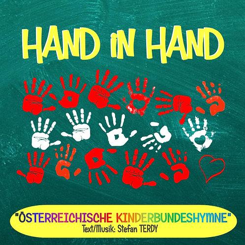 Hand in Hand - Österreichische Kinderbundeshymne (Audio CD)