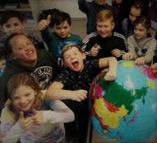 VS Hirm Klimaschutzsong Kinderspiel Terdy Stefan