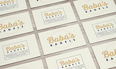 Babá's Bagels