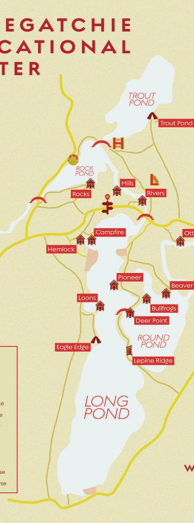 Oswegatchie Map