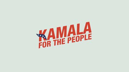 Kamala Harris Rebrand
