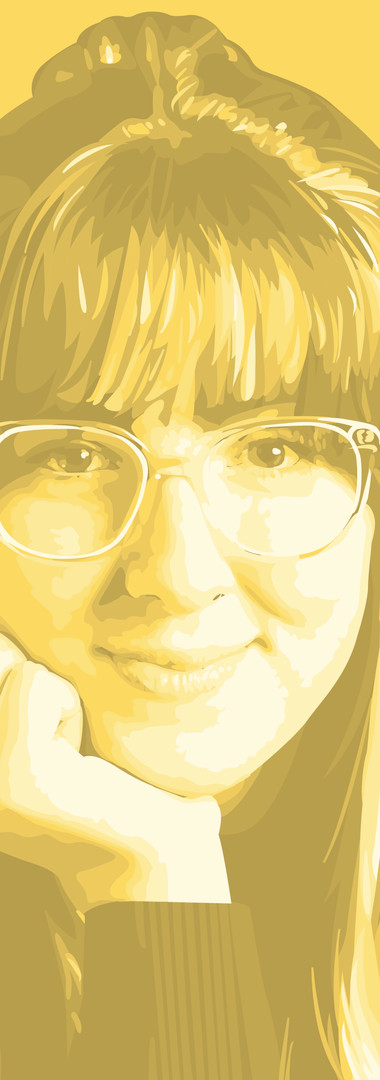 Trish Vector Portrait