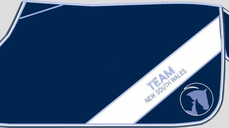 PC NSW TEAM COTTON RUG