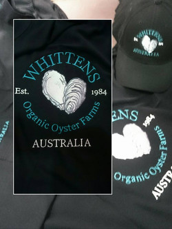 WHITTENS OYSTERS CLOTHING