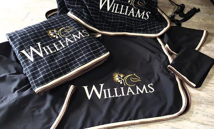 WILLIAMS ON BLACK