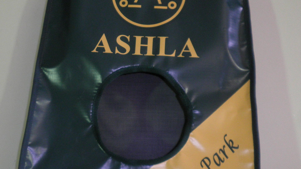 ASHLA PRINTED HAY BAG