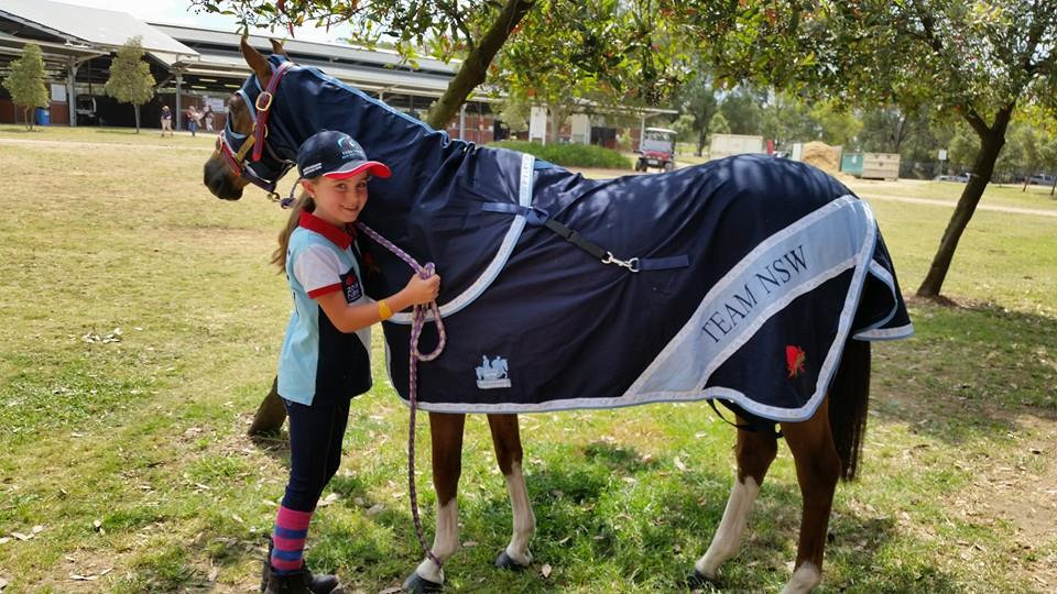 NSW TEAM RUG SET