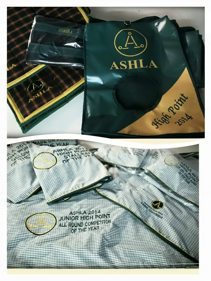 AWARDS ASHLA