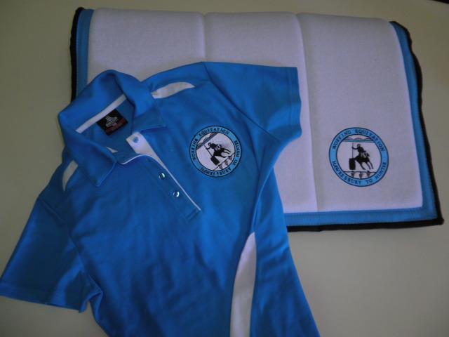 CLUB POLOS/SADDLE CLOTHS