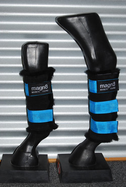 SHEEPSKIN MAGNETIC BOOTS