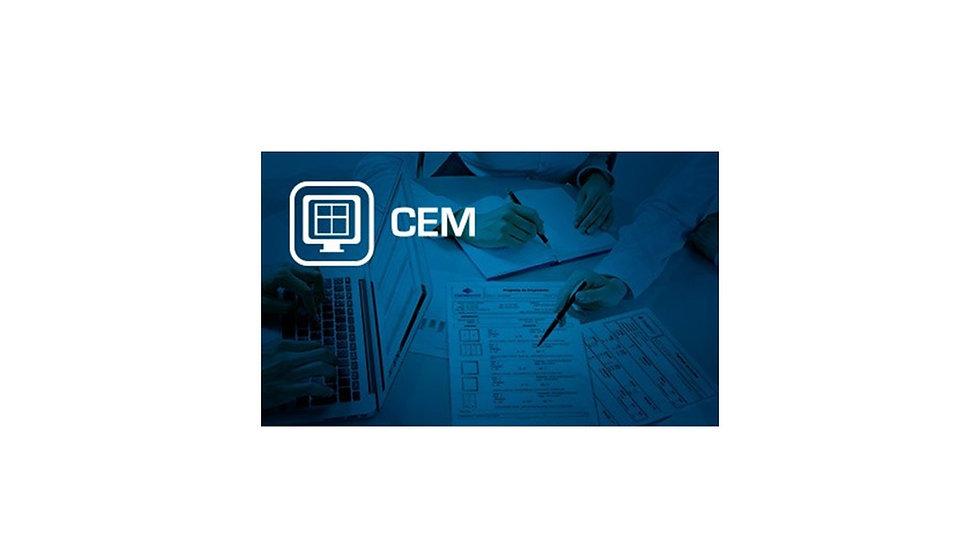 CEM - Cálculo de Esquadrias Metálicas Completo