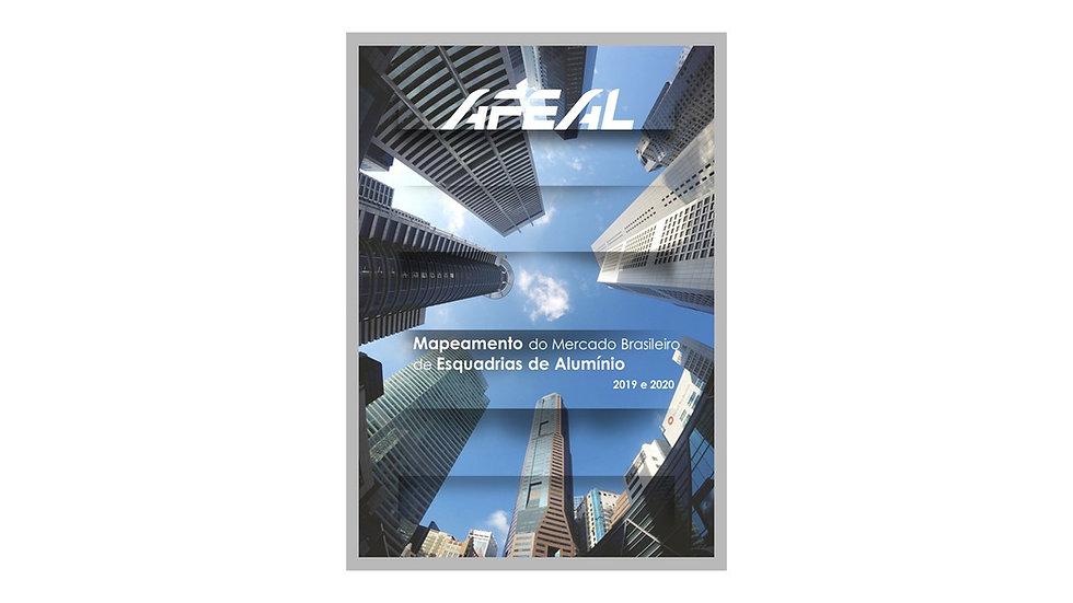 Mapeamento do Mercado Brasileiro de Esquadrias de Alumínio (2019-2020)
