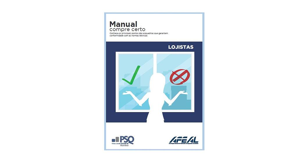 Manual Compre Certo para Lojistas (E-book)